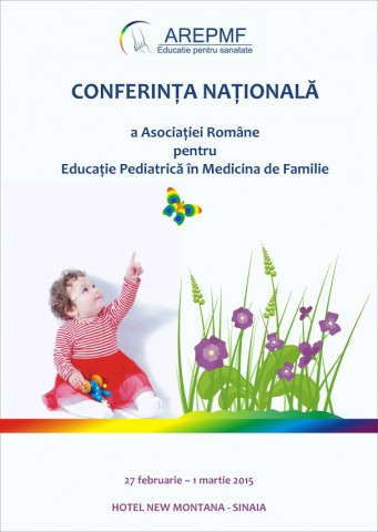 Conferinta Nationala AREPMF