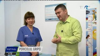 Coronavirus - Pericolul gripei