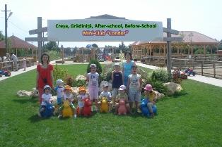 Cresa, gradinita, after-school, inot - Club Condor