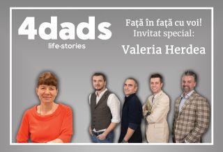 Povesti de viata ale unor tati - 4dads life stories