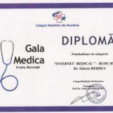 Ecouri de dupa Gala Medica