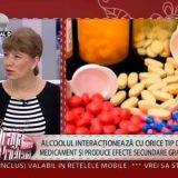 Efectele alimentatiei asupra absorbtiei unor medicamente