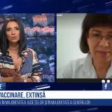 Despre Campania de Vaccinare anti-COVID, alaturi de Dr. Valeria Herdea