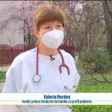 Valeria Herdea, medic primar medicină de familie cu profil pediatric, a vorbit la Neatza cu Răzvan și Dani despre virozele respiratorii la copii.